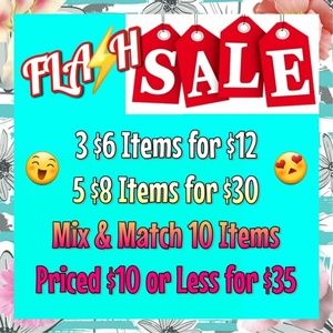 Total Closet Makeover Sale! Come See!